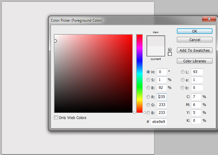 2 background color How to Create Your Own File Icon in Photoshop