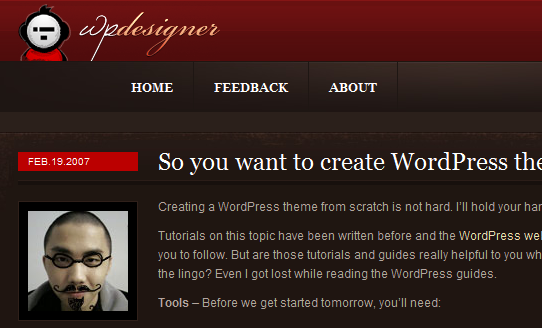 www.wpdesigner.com 2011 8 19 21 21 11 10 Best Wordpress Theming Tutorials