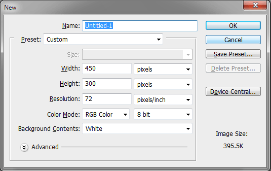 1 canvas2 How to Create Modal Window in Photoshop