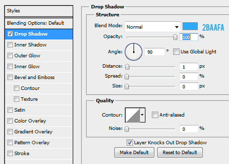 10 drop shadow for text normal How to Create Mini Web UI Buttons in Photoshop