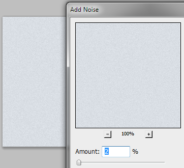2 add noise How to Create Mini Web UI Buttons in Photoshop
