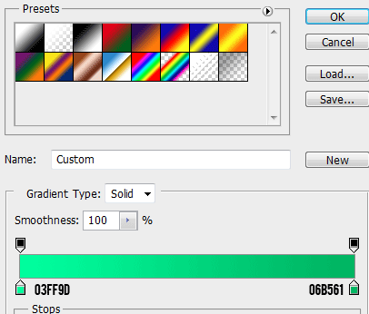 20 gradient for submit button How to Create a Login Screen in Photoshop