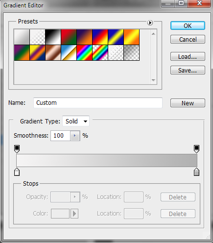 3 gradient on canvas How to Create Sleek Button Design in Photoshop