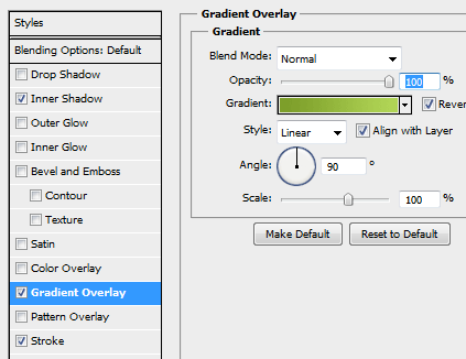 11 gradient progressbar settings How to Create a Minimal Progress Bar UI Photoshop