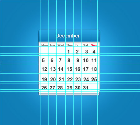 How to Create a Calendar in Photoshop - Sanjay khemlani