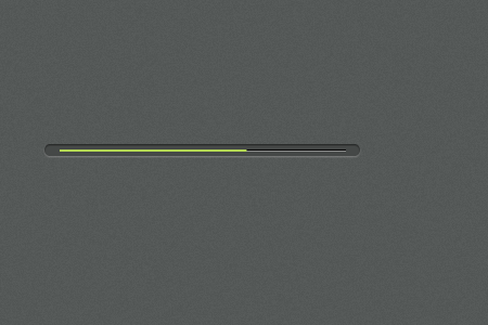 how to create a minimal progress bar ui in photoshop - Sanjay Khemlani