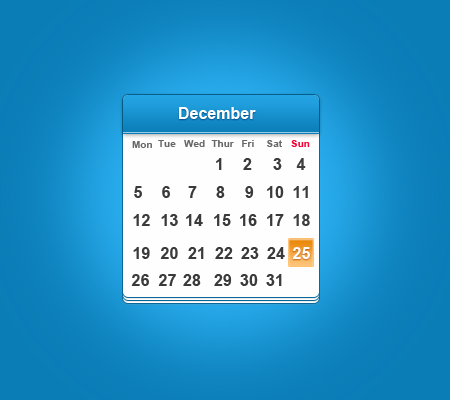 calendar How to Create a Calendar in Photoshop