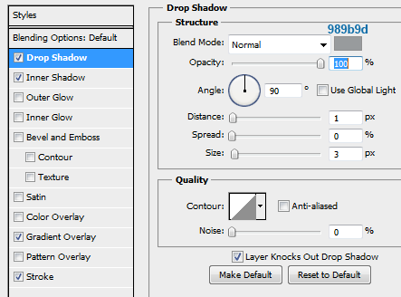 10 slider ticker dropshadow How to Create Slider Tooltip in Photoshop