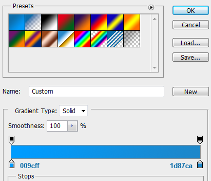 12 slider ticker gradientcolors How to Create Slider Tooltip in Photoshop
