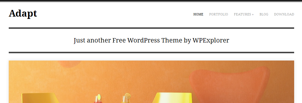 wpexplorer.me  Collection of Free Responsive Wordpress Themes