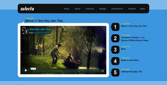 270 550x279 18 Free and Premium Wordpress Video Themes