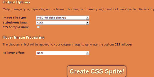 css sprites Collection of CSS3 Generators and Tools
