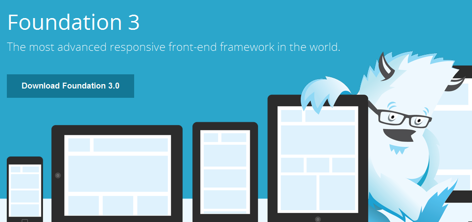 foundation.zurb .com  Collection of Responsive Web Design Frameworks